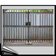 Metallic doors & Photos of metallic doors - free download - Coyotus
