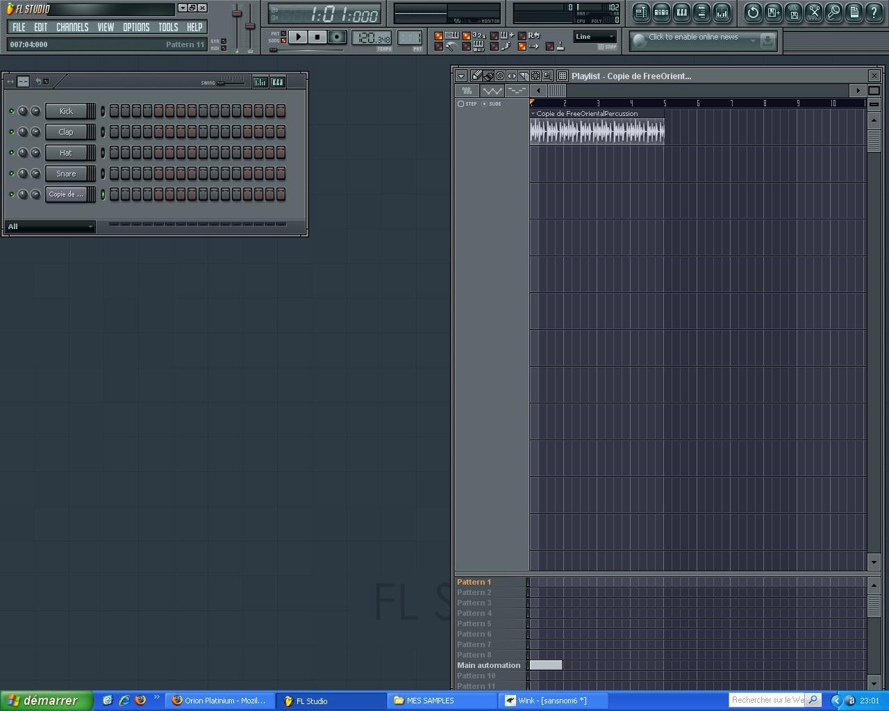 Free FL Studio Tutorials - Fruity Loops Training (14 flash